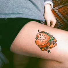 Chris would probably cry tears of joy if I got this tattoo hahahah. Too bad I never will!