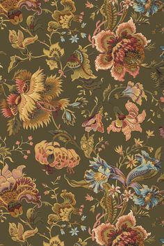 House of Hackney Majorelle Wallpaper