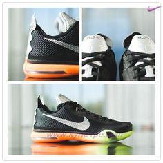 e4d542f438de negozio basket Nero Multicolore-Nero Nike Kobe 10