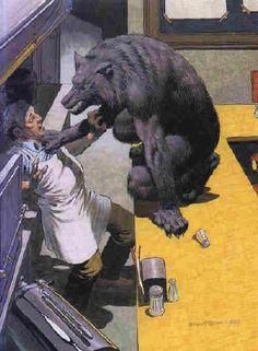 L'année du loup-garou (Cycle of the Werewolf) - Stephen King - 1983