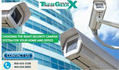 Techgeekx provides cctv camera services in Texas including installation, repair and amcs. Majorly IP cameras, security cameras for home and office, Surveillance systems. TechGeekx On-Site Repair One Call Solves It All — 1866-633-3188, 4696548000