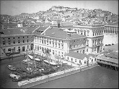 BANCADA DIRECTA: Esta Lisboa antiga que eu amo. Série de dez fotos de Lisboa antiga
