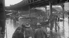 The 1919 Boston Molasses Flood: The forgotten tragedy too bizarre for the history books