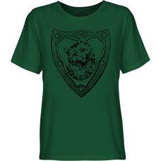 Mintage Kitten Shield Youth Fine Jersey T-Shirt