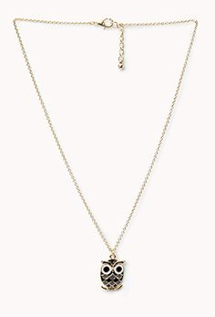 Womens necklace and charm necklace   shop online   Forever 21 - 1072379703