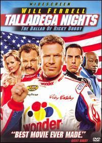 "Talledega Nights - The Ballad of Ricky Bobby. ""We'll, I got mauled by a cougar, learned nothin' about driving, and my Crystal Gayle shirt is ruined."" #ReTire #TireEntertainment"