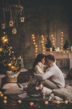 Новый год - Слава и Люба