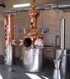 Koval Distillery: Located in Chicago's Andersonville neighborhood, Koval is a local distiller of vodka, whiskey, brandy and liqueurs. Whiskey Room, Good Whiskey, Bourbon Whiskey, Beer Keg, Beer Brewing, Tequila, Andersonville Chicago, Alcohol Still, Distilling Alcohol