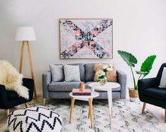 Contoh Sofa Ruang Tamu Minimalis Sederhana Scandinavian Interior Living Room Curtains Scandi