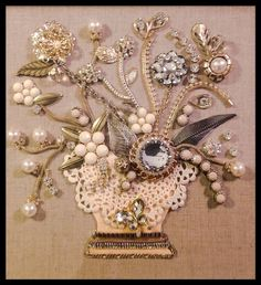 Image result for your grandma's costume jewelry