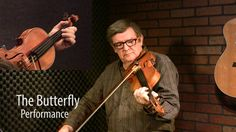 The Butterfly - Irish Slip Jig Fiddle Lesson by Kevin Burke The Butterfly is a great Irish fiddle tune written by Tommy Potts.