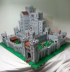 Image result for lego castles