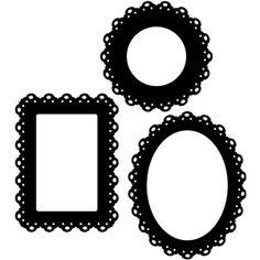 Silhouette Design Store - Search Designs : 3D PICTURE frame