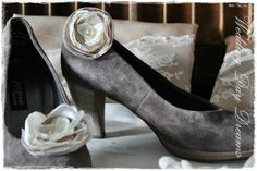 Schuhclips von WEDDING DAY DREAMS auf DaWanda.com