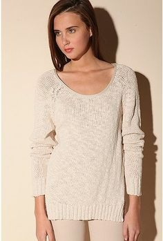 "Urban Outfitters | The Local Firm Orin Sweater in ""White"" - StyleSays"