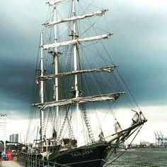 Hamburg harbour September 2015