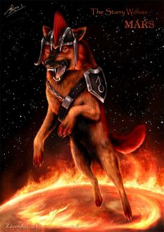 the_starry_wolves___mars_by_zilvenart