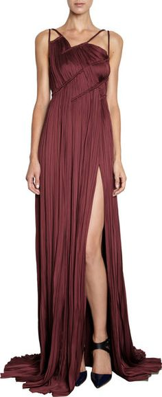 J. Mendel Hand Corded Gown - Lyst