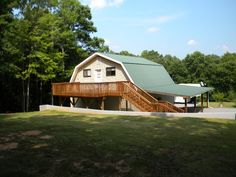 6254 Hwy 89 NC W  Westfield NC   Apartment over Garage on 49 Acres