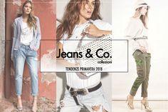   Tendenze Moda Primavera Estate 2018    Tailleur pantalone è il nuovo Must Have della stagione!  Care donne, armatevi di giacca e pantaloni abbinati ed esprimete tutta la vostra personalità con il giusto look! Vi aspettiamo da #JeansandCocollezioni con le nuove collezioni p/e 2018 ;)