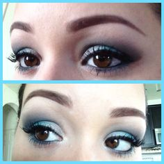 Younique eye pigments and 3D fiber lashes!  www.youniqueproducts.com/SoniferMarie