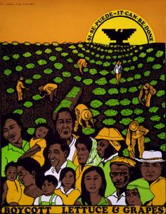 May 29, 1996:  The United Farm Workers and Bruce Church, Inc. -- the nation's third largest lettuce grower -- reach an agreement on a contract, ending seventeen years of boycotts, litigation, and conflict.