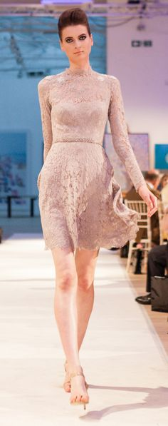 Mira Zwillinger Lace dress