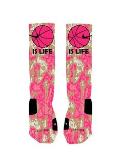 Items similar to Basketball Custom Nike Elites Socks Basketball is Life Custom Socks Custom Nike Elite Socks on Etsy Crazy Socks, My Socks, Cool Socks, Awesome Socks, Nike Free Shoes, Nike Shoes Outlet, Running Shoes Nike, Nike Outfits, Sport Outfits