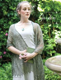 Georgiana Darcy fancy shawl.