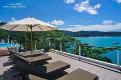 Hathai Villa (Kamala Bay, #Phuket) Offers its guests limitless choices for relaxation with breathtaking views.