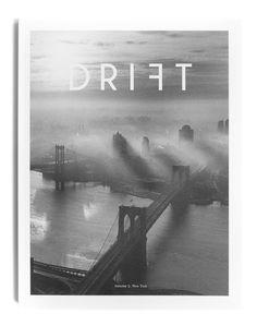 Drift Magazien - Volume 1: New York