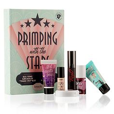 Benefit Kit de Maquillaje Priming With The Star $22.490 falabella