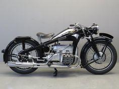 Zündapp 1935 K800 4 cyl 800cc