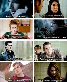 Teen Wolf summary.