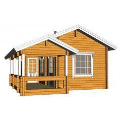 Saunamökki Löylykeidas - etuoikealta Shed, Outdoor Structures, Home, Ad Home, Homes, Haus, Barns, Sheds, Houses
