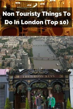 list of the very best non touristy things to do in London, for those wanting to see the city off the beaten track.Here's our list of the very best non touristy things to do in London, for those wanting to see the city off the beaten track. Sightseeing London, London Travel, European Vacation, European Travel, Places To Travel, Places To See, Uk And Ie Destinations, Holiday Destinations, Voyage Europe