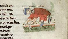Cod. Pal. germ. 389 - Thomasin <Circlaere> - Welscher Gast (A) - Bayern (Regensburg?) circa 1256 - Folio 029r