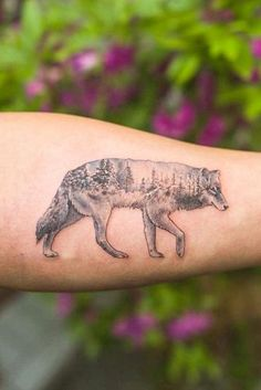 27 Inspirational Wolf Tattoo Ideas For Your Skin - Inspirational Wolf Tattoo I . - 27 Inspirational Wolf Tattoo Ideas For Your Skin – Inspirational Wolf Tattoo Ideas For Your Skin - Fake Tattoos, Music Tattoos, Couple Tattoos, Girl Tattoos, Tatoos, Wolf Tattoo Meaning, Tattoos With Meaning, Soul Meaning, Soul Tattoo