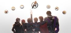 Uploaded by Amani. Find images and videos about art, Avengers and captain america on We Heart It - the app to get lost in what you love. Memes Marvel, Marvel Dc Comics, Marvel Heroes, Miles Morales Spiderman, Avengers Art, Avengers Infinity War, Anime, Marvel Cinematic Universe, Disney
