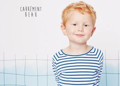 In love with CARRÉMENT BEAU