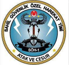 Turkish Coast Guard Special Force
