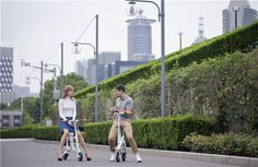 Airwheel Smart electric bike fully considers the ride's demands and ride habits to give riders an unparalleled riding experience without satisfying the other aspects.