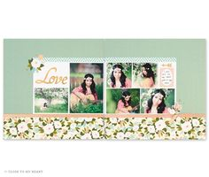 This is our Hello Lovely WYW shown with layouts, cards and gift tags.  I love this package, so pretty!