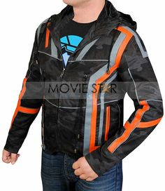 Camouflage Jacket style is the most popular adventures jacket of all time let's shop it from Moviestarjacket with free shipping at worldwide #Avengersjacket #Camouflagejacket #Tonystarkjacket #avengersinfinitywarjacket #cosplay #trending #fashion #menjacket #casualwear #tracksuit #cottonjacket #robertdowneyjr #3000years Trending Fashion, Latest Fashion Trends, Camouflage Jacket, Big Hero 6, Cotton Jacket, Robert Downey Jr, Avengers Infinity War, Tony Stark, Hollywood Stars
