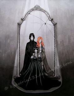 Mirror, Mirror by Kyasarin131