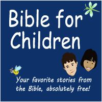 www.BibleForChildren.org    Illustrated Bible stories for online or print, matching coloring books. Most of the major Bible stories, also Pilgrims Progress.    FREE