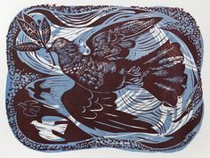 Mark_Hearld_Pigeon_linocut.jpg (1024×769)
