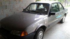 Gm - Chevrolet Monza - 1991