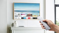 Get a wide range of LED TV in India - Curved TV, QLED TV, Smart TV, SUHD Television and more available in all price range. View a complete range of TVs by Samsung. Tv Samsung, Samsung Smart Tv, Tv Emoldurada, Picture Frame Tv, 4k Ultra Hd Tvs, Framed Tv, Digital Photo Frame, Hd Led, Home Gadgets
