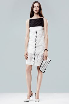 Narciso Rodriguez Resort 2014 Collection Slideshow on Style.com